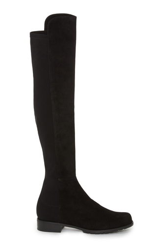 Medium stuart weitzman  2 black 50 50 knee high boots