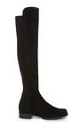 50/50 Knee High Boots by STUART WEITZMAN Now Available on Moda Operandi