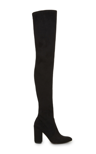 Alllegs Thigh High Boot by STUART WEITZMAN Now Available on Moda Operandi