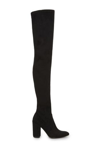 Medium stuart weitzman  2 black alllegs thigh high boot