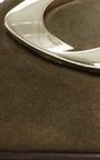 Suede Dorsini Flat by STUART WEITZMAN Now Available on Moda Operandi