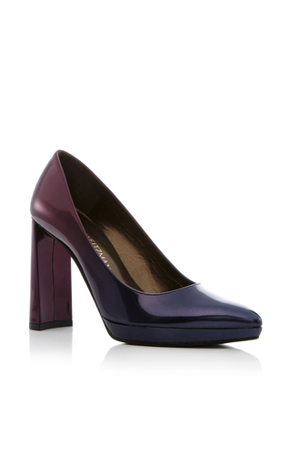 Medium stuart weitzman  2 purple zsa zsa pump