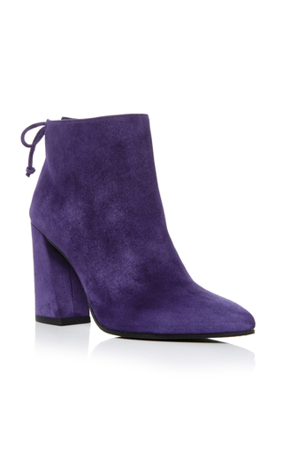 Grandiose Ankle Boot by STUART WEITZMAN Now Available on Moda Operandi
