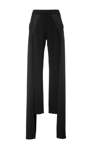 Medium hellessy black nasiri straight leg side panel pants
