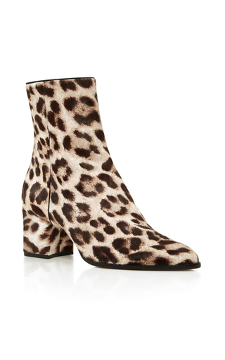 Medium alexandre birman animal pony rachel bootie