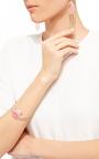Triple Rhodo Agate Cuff by JACQUIE AICHE Now Available on Moda Operandi