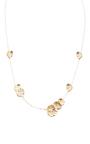Leaf Necklace by JORDAN ASKILL Now Available on Moda Operandi