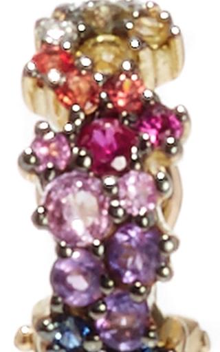 Multicolor Mirian Earcuff by ANA KHOURI Now Available on Moda Operandi