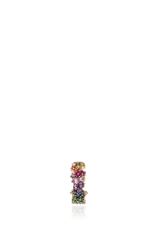 Medium ana khouri multi multicolor mirian earcuff
