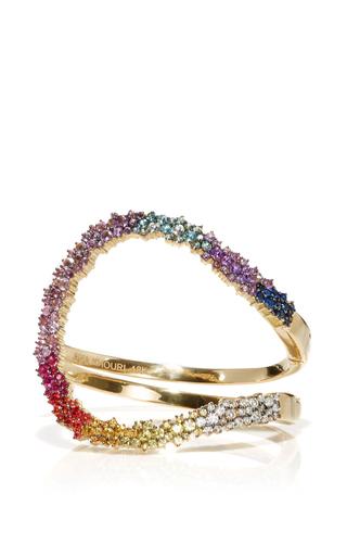Medium ana khouri multi gold multicolor mirian bracelet