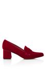 Red Velvet Margot Pump by TABITHA SIMMONS Now Available on Moda Operandi