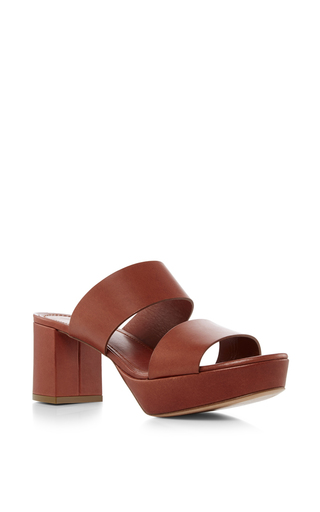 Medium mansur gavriel brown fd6009vr