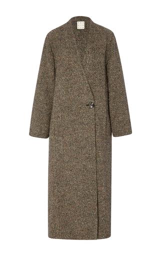 Medium trademark multi joplin donegal robe coat