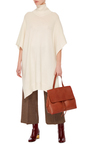 Brown Leather Lady Bag by MANSUR GAVRIEL Now Available on Moda Operandi
