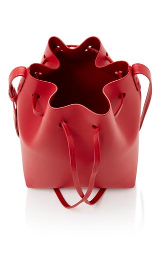 Mini Bucket Bag by MANSUR GAVRIEL Now Available on Moda Operandi