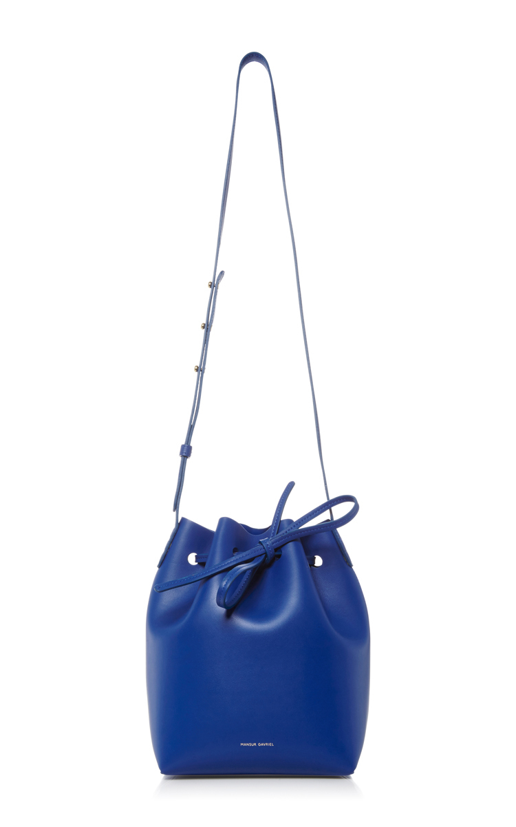 Mini Bucket Bag By Mansur Gavriel Moda Operandi