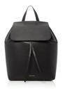 Black Backpack by MANSUR GAVRIEL Now Available on Moda Operandi