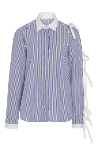 Medium sandy liang stripe noah button up shirt