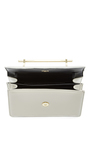 Indre Patent Top Handle Bag by M2MALLETIER Now Available on Moda Operandi