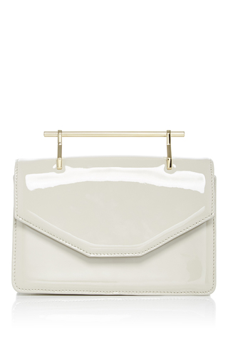Medium m2malletier light grey indre clutch