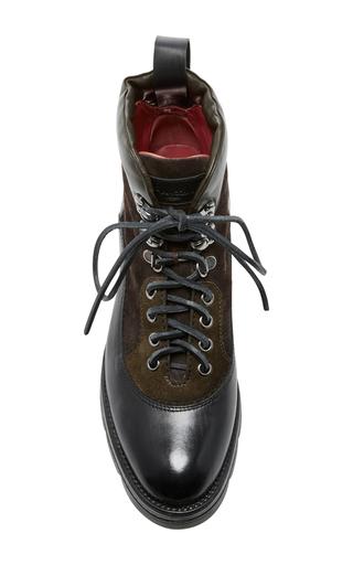 Hiking Boot by SANTONI Now Available on Moda Operandi