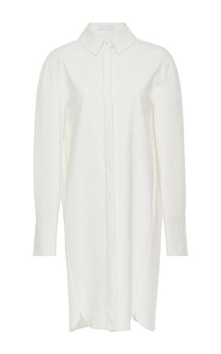 Medium nellie partow white ben shirt dress