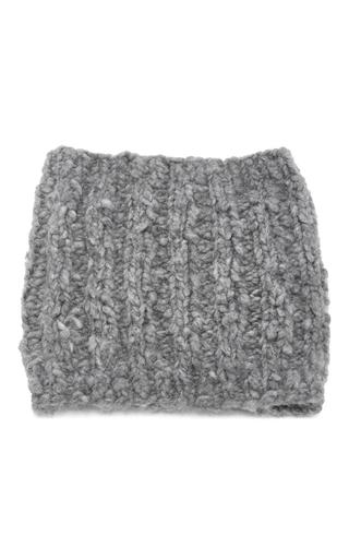 Medium eugenia kim light grey brooke circle scarf