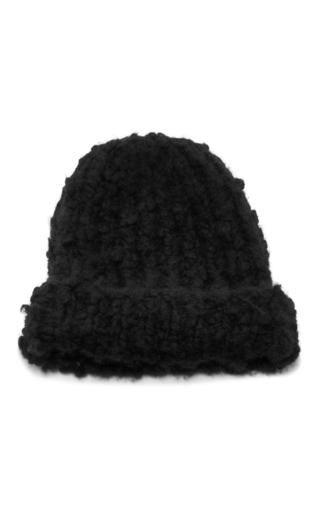 Medium eugenia kim black shannon knit beanie 2