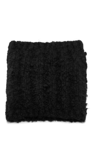 Medium eugenia kim black brooke circle scarf 2