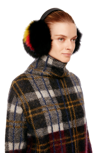Janine Earmuffs by EUGENIA KIM Now Available on Moda Operandi