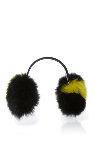 Medium eugenia kim black janine earmuffs
