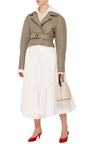 Godet Maxi Skirt by TOME Now Available on Moda Operandi