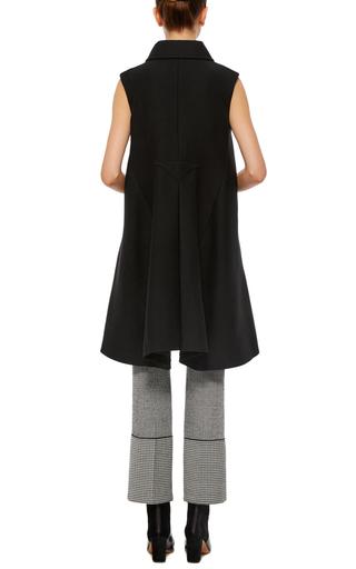 Silk Wool Crepe Vest by DEREK LAM Now Available on Moda Operandi