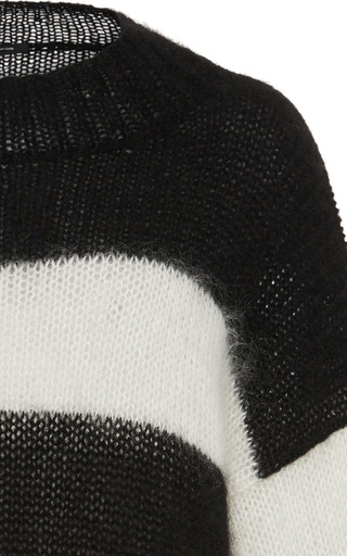 Nancy Oversized Sweater by R13 Now Available on Moda Operandi