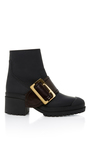 Whitchester Ankle Boot by BURBERRY Now Available on Moda Operandi
