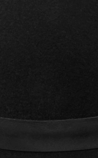 Mira Fedora Hat by JANESSA LEONE Now Available on Moda Operandi
