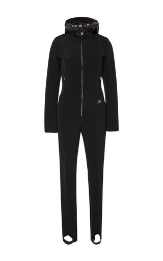 Medium bogner black mila d stretch ski catsuit