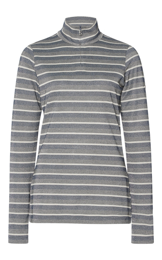 Medium bogner stripe beline striped shirt