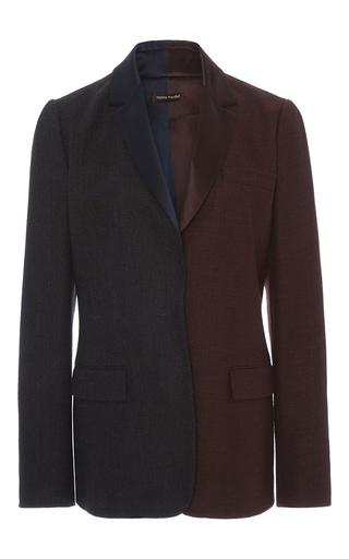 Medium sophie theallet multi tamara wool tweed suit jacket