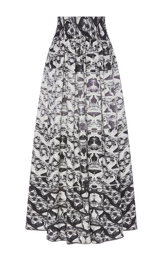 Medium sophie theallet multi yue maxi skirt