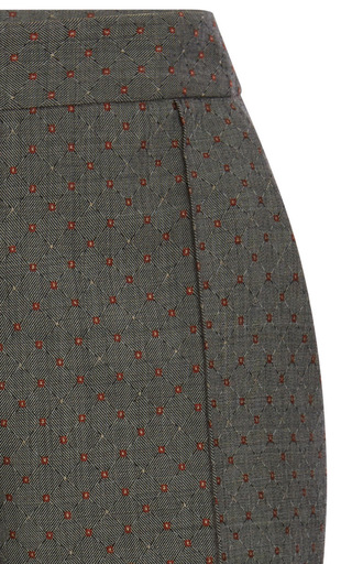 Oboe Jacquard Pants by ROSIE ASSOULIN Now Available on Moda Operandi