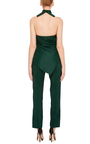 Silk Faille Oboe Pant by ROSIE ASSOULIN Now Available on Moda Operandi