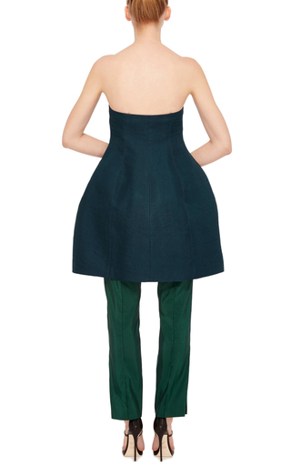 Strapless Lamp Top by ROSIE ASSOULIN Now Available on Moda Operandi
