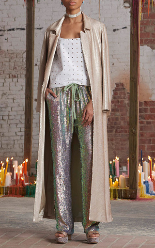 Duster Reversible Maxi Coat by ROSIE ASSOULIN Now Available on Moda Operandi