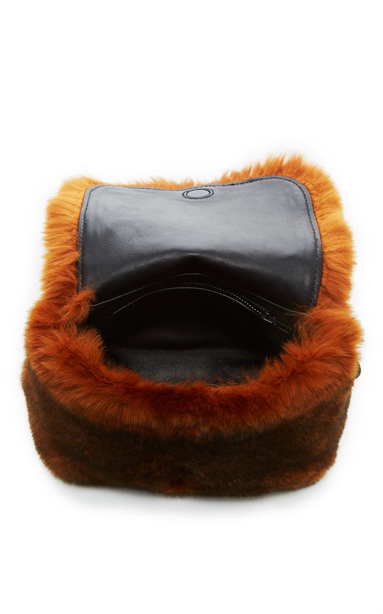 9018fa05b337 Alexander WangRex Mini Fur Handbag. CLOSE. Loading. Loading. Loading.  Loading