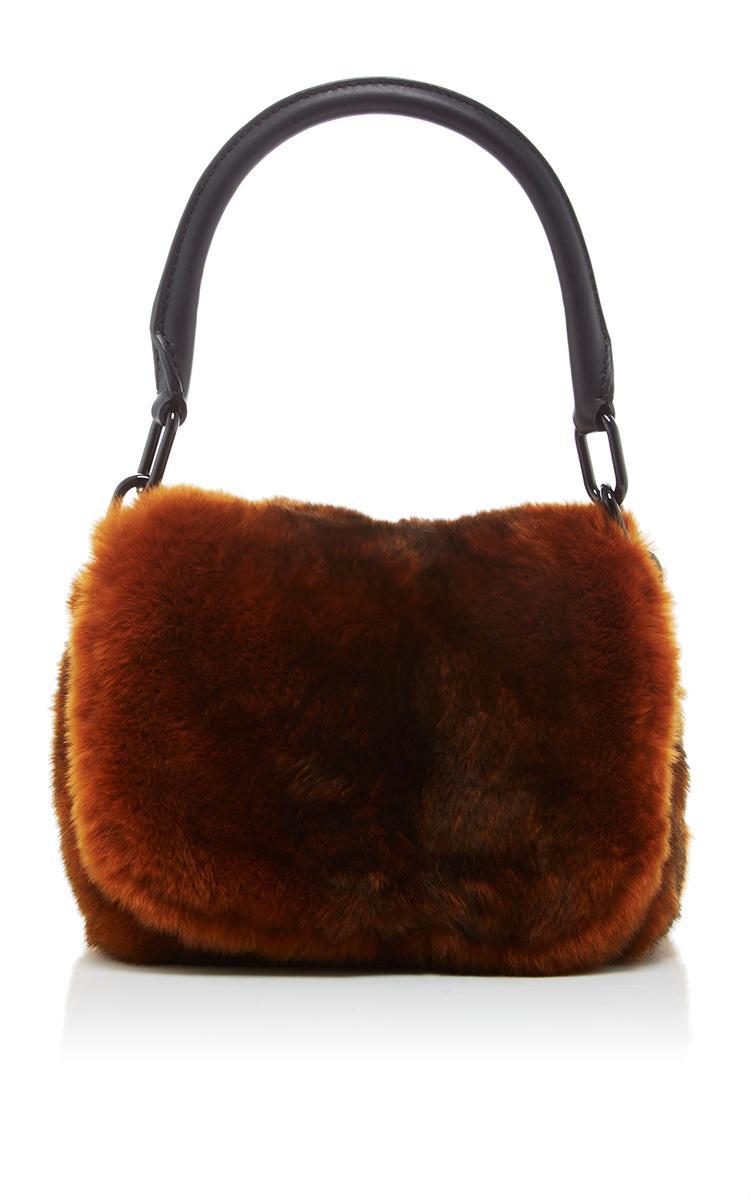9d7ee4c4db77 Alexander WangRex Mini Fur Handbag. CLOSE. Loading