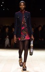 Floral Jacquard Shirt Dress  by BURBERRY Now Available on Moda Operandi