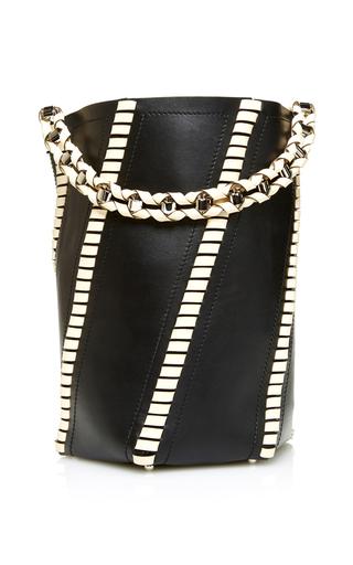 Medium proenza schouler black large whipstitch bucket bag