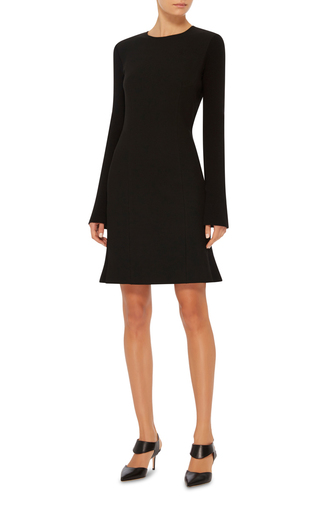 Long Sleeve Shift Dress by DEREK LAM 10 CROSBY Now Available on Moda Operandi