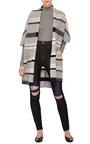 Menswear Blanket Stripe Short Sleeve Cardigan by DEREK LAM 10 CROSBY Now Available on Moda Operandi